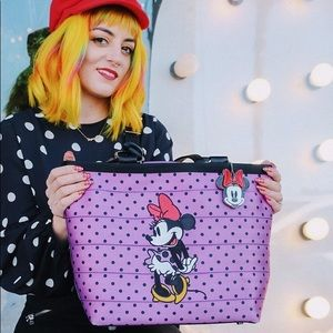 HARVEYS x DISNEY Minnie Factor Tote Bag